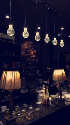 One of ice cream shops Ice Cream Logo, Light Bulb, Shops, Ceiling Lights, Home Decor, Tents, Decoration Home, Room Decor, Light Globes