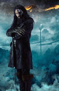 """Originally saw this on Shrine of Hollywood's FB page. (They made the coat). Reminded me of an old friend...my fiance's Tzimisce vampire character, which makes it funny to find this in a pinterest search under """"Tzimisce"""" lol."""