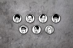 얼굴그리기 프로젝트 Portrait project