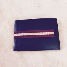 Authentic Brown Bally Mens  Wallet Mens Brown Ballys Wallet . Great condition ! Bally Other