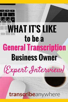 Are you wondering what it's like to have a career as a general transcriptionist? Today I'm interviewing Caren Stewart, who is sharing how to get started as general transcriptionist and what it's like to be a business owner. Learn how you can make extra money or have a full time career as a general transcriptionist!
