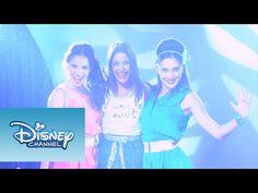 Violetta: Momento musical - Show final: Violetta canta con las chicas - YouTube