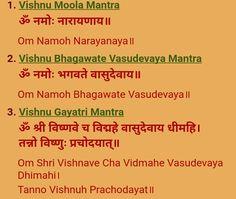 Vishnu Ji ke Mantras Vedic Mantras, Hindu Mantras, Vishnu Mantra, Moola Mantra, Sanskrit Language, Gayatri Mantra, Radha Krishna Quotes, Sanskrit Mantra, Shiva Shakti