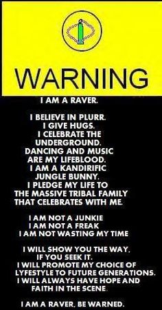 I am a lot of things and a raver is definitely one House Music, Music Is Life, Cultura Rave, Peace And Love, My Love, Edm Festival, Electronic Music, Trance, Dance Music