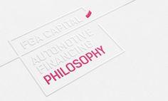FGA CAPITAL CORPORATE BROCHURE #BrandVoice #Ottosunove #FGA #Branding