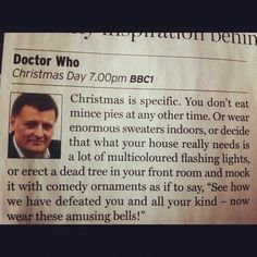Oh, Moffat...  And guess what, this is pin #1000 (for my fandom board). how very exciting.