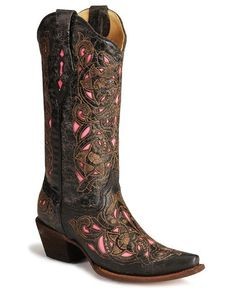 I want some cute cowboy boots to wear with summer dresses and cut off shorts!!!!