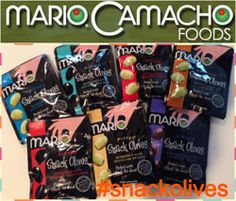 Divalicious Dishes reviews our #snackolives!