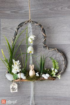 Door wreath heart door wreath times different Easter decorations spring Easter d. - Door wreath heart door wreath times different Easter decorations spring Easter door wreath spring d - Spring Door Wreaths, Easter Wreaths, Diy Ostern, Heart Wreath, Diy Wreath, Easter Crafts, Easter Decor, Easter Food, Easter Dinner