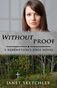 Without Proof by Janet Sketchley | Interview at The Suspense Zone