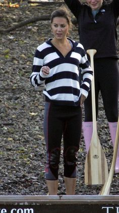 Sporty-chic Kate took part in a training session with the Sisterhood Cross Channel rowing team. via @AOL_Lifestyle Read more: http://www.aol.com/article/2015/03/06/kate-middletons-style-transformation-all-of-her-best-royal-loo/20642964/?a_dgi=aolshare_pinterest#slide=12054|fullscreen