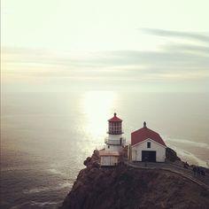 point reyes lighthouse.