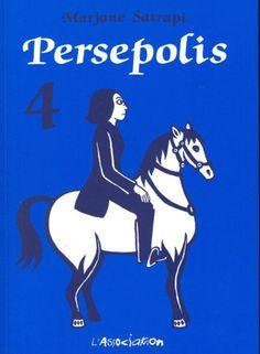 Marjanne Satrapi Persepolis_tome_4