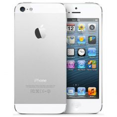 Refurbished Apple iPhone5s SIlver Sim Free