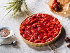 Káprázatos gyümölcstorta, jól variálható, bármilyen gyümölccsel elkészíthető! - Ketkes.com