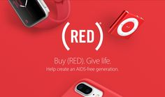 (Product)RED From Apple