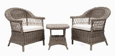 Marsaille 3 piece outdoor setting