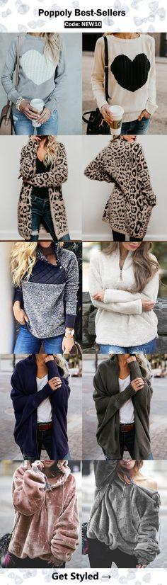 #sweater #coat #womenswear #casual #cozy #newarrivals #Poppoly #valentinesday #sale