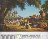 Bits and Pieces In Days Gone By 1000 Piece Jigsaw Puzzle
