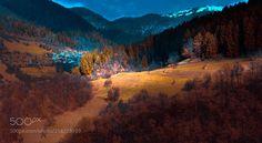 Mountain View (Mevludin Sejmenovic / Sarajevo / Bosnia and Herzegovina) #NIKON D600 #landscape #photo #nature
