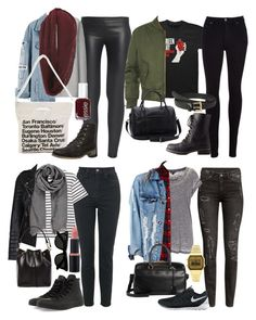 """Michael Clifford Inspired Outfits for Uni Open Day"" by fivesecondsofinspiration ❤ liked on Polyvore"