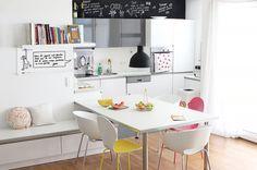 White wall & Whiteboard