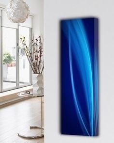 ABSTRACT-4 Design Heizkörper Abstracte Wohnzimmer Heizkörper, Design ...