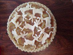 Dancing Deers Crust Apple Pie