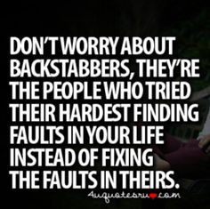 "Ha! So true! Maybe instead of worrying about MY ""problems"", you should focus on your own! Juuuust sayin! :)"