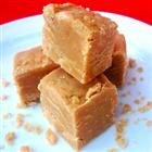 Peanut Butter Fudge.  I'd drizzle chocolate over the top!