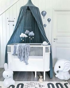 Good news! Our Cloud and Moon Baby Mobiles are finallllly due to arrive this mo.