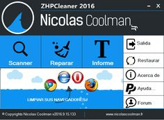 ZHPCleaner  es una herramienta gratuita diseñada para eliminar adware y quitar los programas maliciosos que han secuestrado tu navegado...