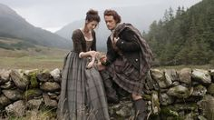 Another 'Outlander' Interactive Map Takes Fans Inside Scottish Locations (yes, we've had them before....)