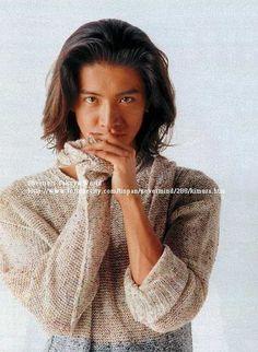 画像 Takuya Kimura, Takeshi Kaneshiro, Japanese Boy, Idol, Hipster, Actors, Boys, People, Aesthetics