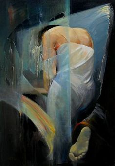 "Saatchi Art Artist Constantin Tanislav; Painting, ""Body"" #art"