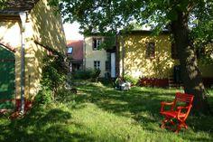 Biken, baden + relaxen im Künstlerhaus Oderbruch - Häuser zur Miete in Seelow