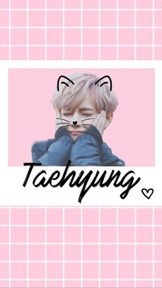 Taehyung BTS V Lockscreen