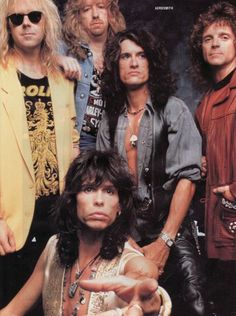 Aerosmith was formed in 1970. Having blues as their upmost influence, they were known for their rock and roll. Boston quintet consists of Steven Tyler, Joe Perry, Tom Hamilton, Joey Kramer, and Brad Whitford