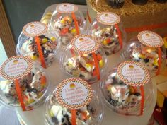 Favors at a Halloween Party  halloween  partyfavors Haloween Party 534b397039dc