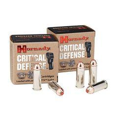 44 Special 165 Gr FTX Critical Defense (Per 20 Rounds)