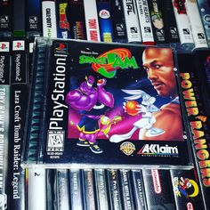 Don't miss this one by 8bitorhigher #retrogaming #microhobbit (o) http://ift.tt/2qKaKVR got this!-@stevensmusik  #mj #michaeljordan #jordan #jordans #bugsbunny #thatsallfolks #spacejam #spacejams #spacejams11 #ps1 #playstation #playstation1 #basketball #ball4life #ballislife #sports #sportgames #fun #gamer #gaming #gamer4life #gaminglifestyle #videogameculture #looneytunes  #retrogames #videogames #collection #videogamecollection