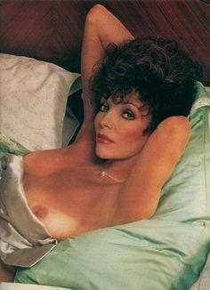 Joan collins nackt bilder playboy — foto 5