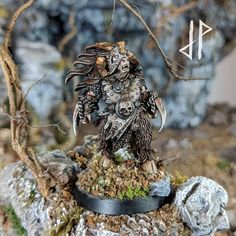 Warhammer Fantasy, Warhammer 40k, Stormcast Eternals, Fantasy Figures, Mini Paintings, Painting Inspiration, Photo And Video, Armors, Painters