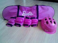 Skate da Barbie e Patins bel sport