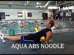 Aqua Abs Noodle AEA Online CEC Course - YouTube