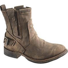 Badass Mens Boots - Boot End