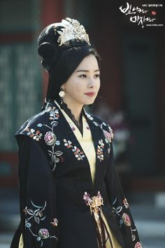 Shine or Go Crazy (Hangul: 빛나거나 미치거나;RR: Binnageona Michigeona) is a 2015 South Korean television series based on the novel of the same name by Hyun Go-woon about the romance between a Goryeo prince and a Balhaeprincess. Starring Jang Hyuk, Oh Yeon-seo, Lee Ha-nui and Lim Ju-hwan, it aired on MBC.
