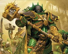 Requested by ladtec Vulkan was one of the 20 superhuman Primarchs created by the Emperor of Mankind from his own DNA to le. The Sons of the Emperor (The Primarch) Warhammer 40k Salamanders, Salamanders Space Marines, Warhammer 40k Memes, Warhammer Art, Warhammer 40k Miniatures, Warhammer Fantasy, Warhammer 40000, Warhammer 40k Emperor, The Beast