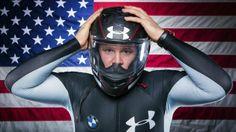 Steve Holcomb | Team USA Bobsled | #Sochi2014 #Gold #Olympics