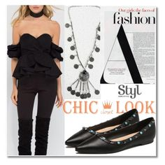 """""""11 chiclookcloset"""" by fatimka-becirovic ❤ liked on Polyvore"""